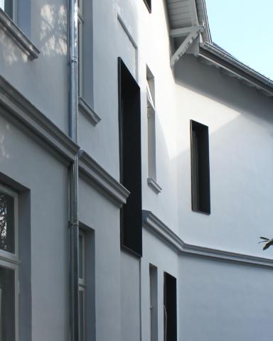 HP5, Sanierung einer Gründerzeitvilla, 2012-2013, realisiert