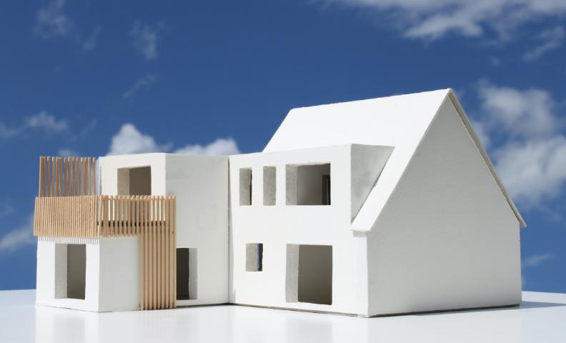 HS30, Sanierung und Erweiterung eines Siedlungshauses, 2012-2013, realisiert