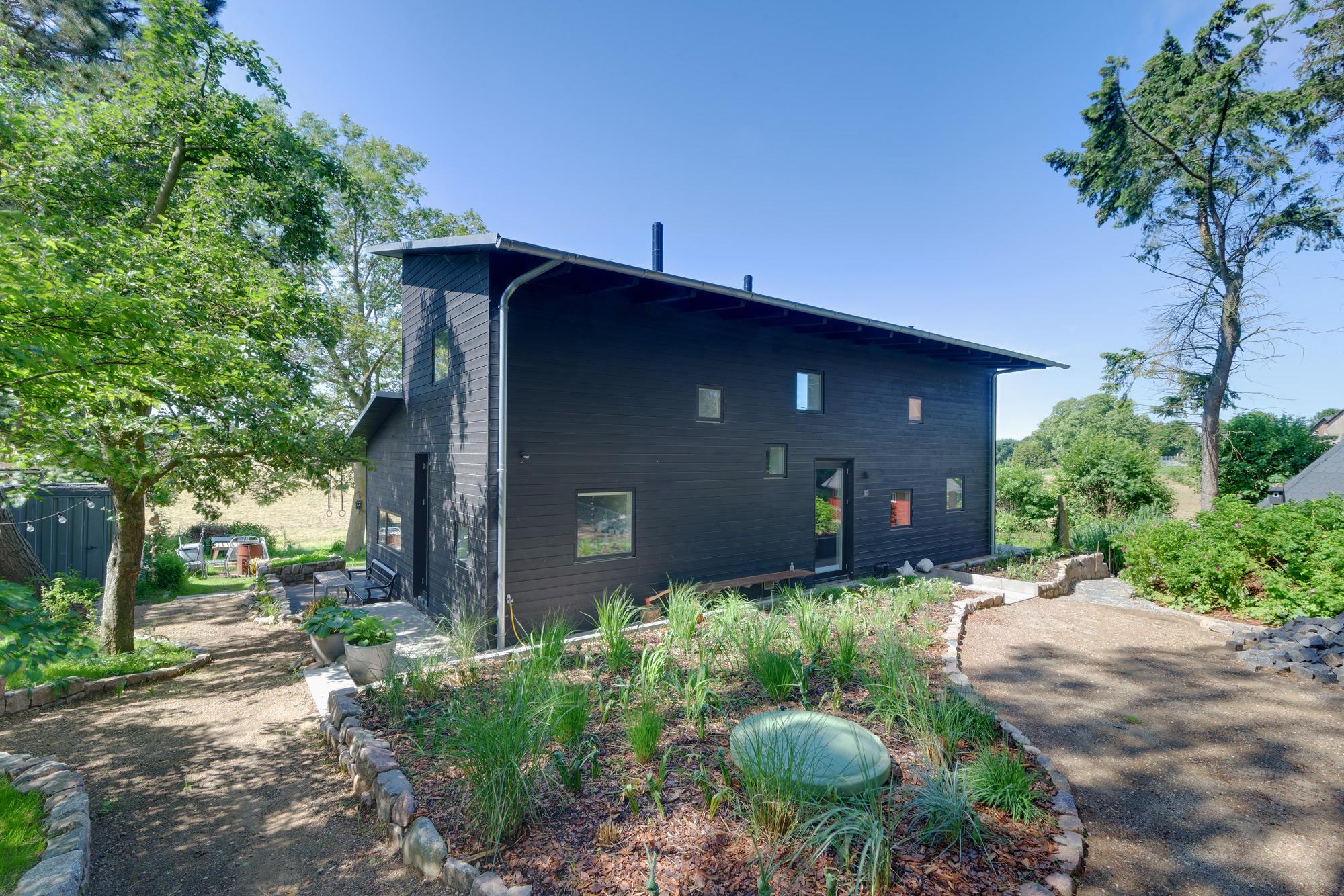 AHK, Neubau eines Ferienhauses, 2016-2018, realisiert