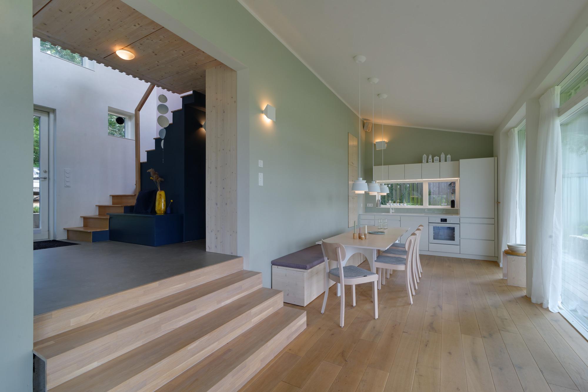 HK3a, Neubau eines Ferienhauses, 2016-2018, realisiert