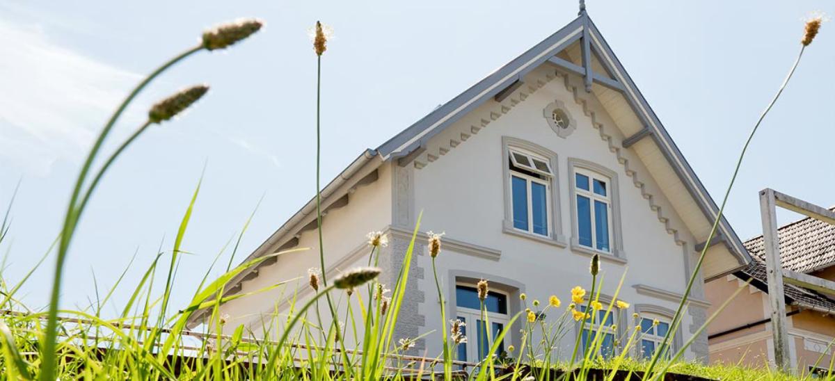ED64, Sanierung und Erweiterung einer Gründerzeitvilla, 2016-17, realisiert