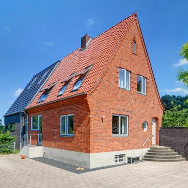 FKW63a, Sanierung und Erweiterung eines Siedlungshauses, 2007-2008, realisiert
