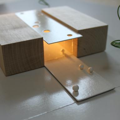 WETTBEWERB, Neubau eines autarken, mobilen, ökologischen Büro- und Seminarhauses, 2011-2012, realisiert